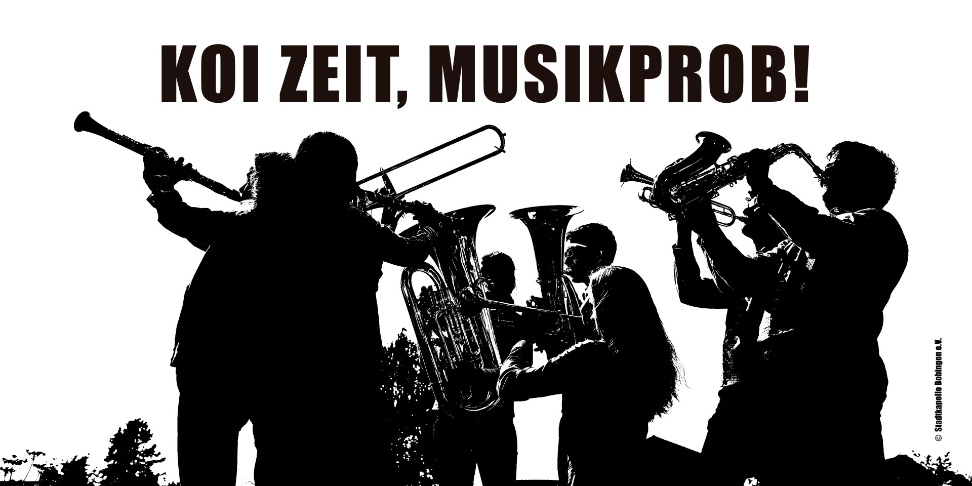 Koi Zeit, Musikprob!