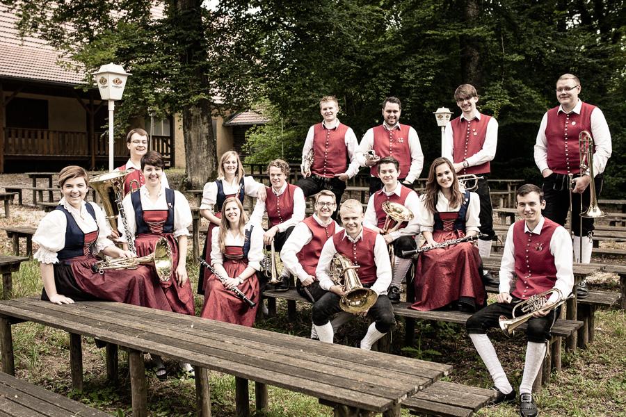 Die Jungen Bobinger Böhmischen