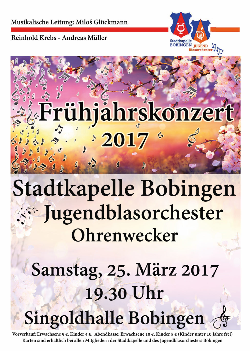 Blasmusik Konzert in Bobingen