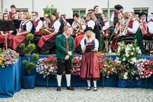 2016-07-16 Serenade auf dem Rathausplatz